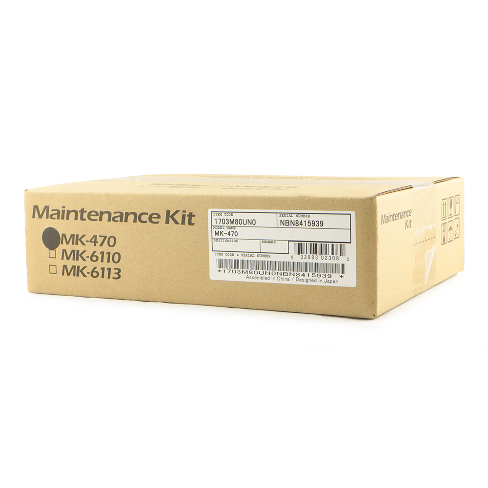 MK-6110   Maintenance Kit DP